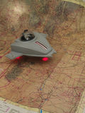 Escuteiro do UFO Foto de Stock