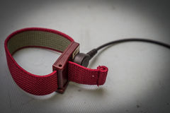 ESD Wrist Strap Stock Images
