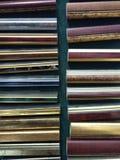 Esempi dei telai di legno fotografia stock libera da diritti
