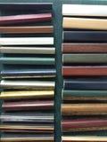 Esempi dei telai di legno immagini stock libere da diritti