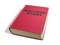 Esempio di successo immagini stock