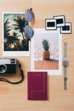 Esencial de las vacaciones Imágenes de archivo libres de regalías