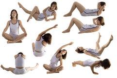 Esercitazione fisica Immagine Stock Libera da Diritti