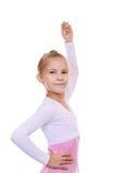 Esercitazione nella coreografia Fotografia Stock