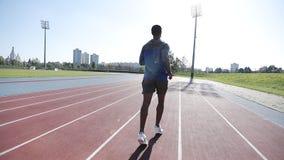 Esercitazioni atletiche video d archivio