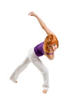 esercitazioni di forma fisica Immagini Stock
