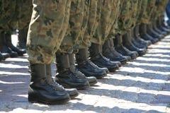 Esercito Fotografie Stock Libere da Diritti