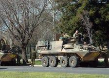 Esercito. Fotografia Stock