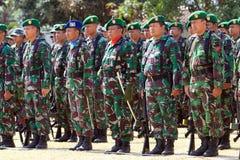 esercito Fotografia Stock