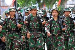 esercito Immagine Stock