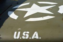 Esercito americano Immagine Stock