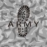 Esercito del cammuffamento Illustrazione Vettoriale