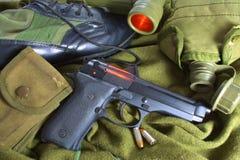 Esercito dell'annata Fotografia Stock Libera da Diritti