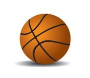 Esfera 1 do basquetebol Foto de Stock Royalty Free