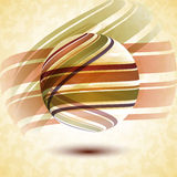 Esfera Foto de archivo libre de regalías