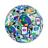 Esfera 18.04.13 Imagens de Stock
