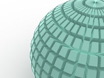 Esfera. Imagem de Stock