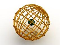 Esfera. ilustração do vetor