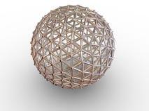Esfera. ilustração stock