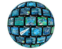 esfera fotografía de archivo libre de regalías