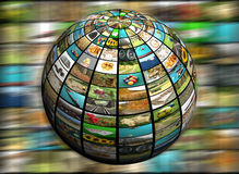 Esfera imagen de archivo