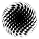 Esfera abstrata Imagens de Stock Royalty Free
