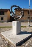 Esfera Armillary em Aiello Imagens de Stock