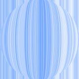 Esfera azul Ilustração Stock