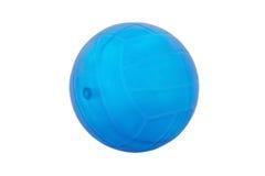 Esfera azul Imagem de Stock