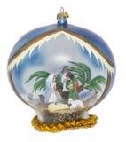 Esfera cristal enchida Imagem de Stock Royalty Free