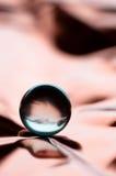 Esfera cristalina Imágenes de archivo libres de regalías