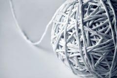 Esfera da corda Foto de Stock Royalty Free