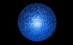 Esfera da energia Fotografia de Stock