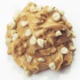 Esfera da manteiga de amendoim Fotografia de Stock