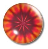 Esfera da tecla da lava derretida Foto de Stock Royalty Free