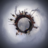 Esfera da tecnologia Fotos de Stock
