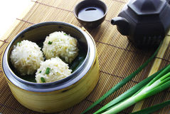 Esfera de arroz Imagens de Stock Royalty Free