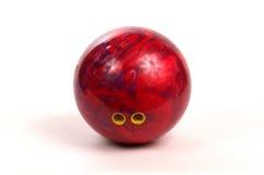 Esfera de bowling Fotos de Stock Royalty Free