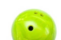 Esfera de bowling Fotos de Stock