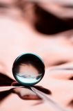 Esfera de cristal imagens de stock royalty free