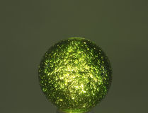 Esfera de cristal Imagens de Stock