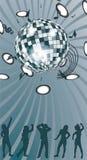Esfera de Disko. Foto de Stock