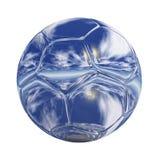 esfera de futebol 001 Imagens de Stock Royalty Free