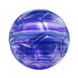 esfera de futebol 003 Fotografia de Stock Royalty Free