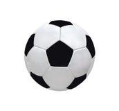 Esfera de futebol Fotografia de Stock Royalty Free