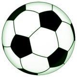 Esfera de futebol Imagem de Stock Royalty Free