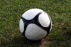 Esfera de futebol Imagens de Stock