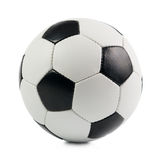 Esfera de futebol clássica Fotos de Stock Royalty Free