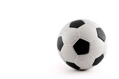Esfera de futebol do vintage Fotos de Stock