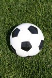Esfera de futebol - futebol Imagem de Stock Royalty Free